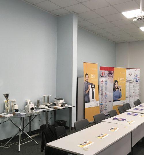 Laboratory Equipment Training